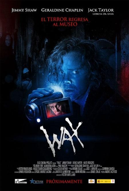 0ee2abc4c1 Nuevo teaser póster de Wax