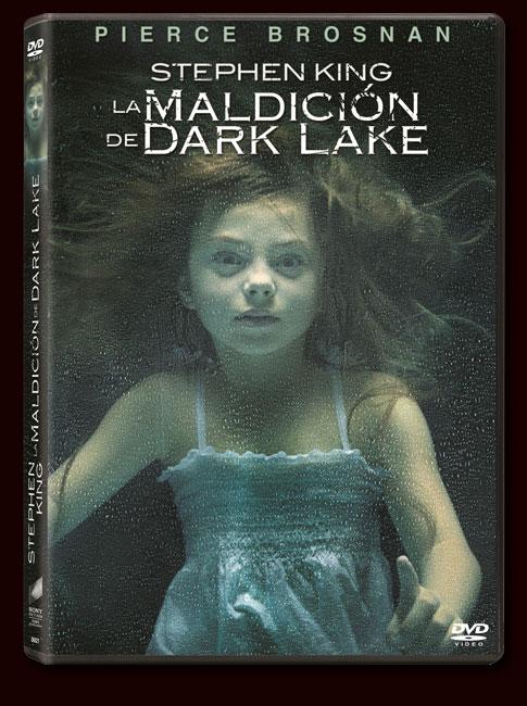 La Maldición de Dark Lake a la venta en DVD