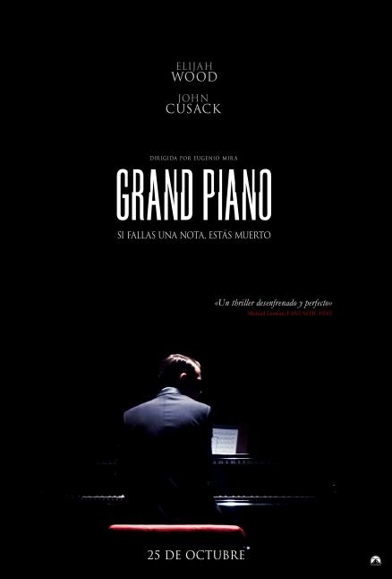 Primer póster para Grand Piano