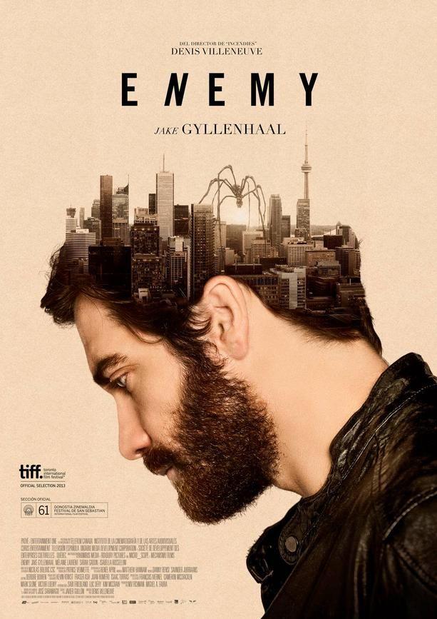 Póster y teaser trailer de Enemigo