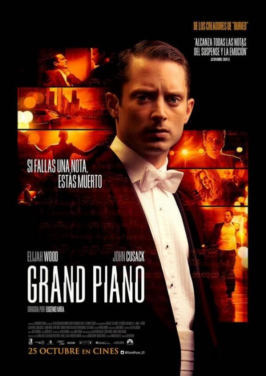 Nuevo cartel para Grand Piano