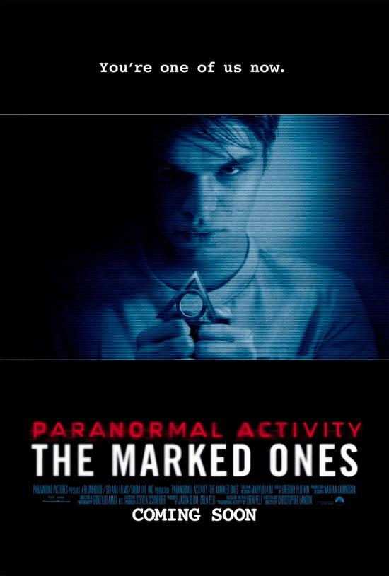 Nuevo póster para Paranormal Activity: Los Señalados