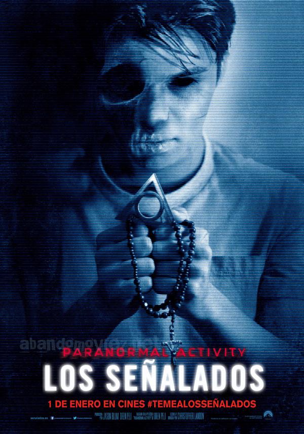 Sinopsis oficial de Paranormal Activity: Los Señalados