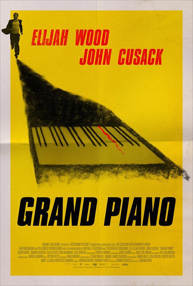 Un par de pósters para Grand Piano