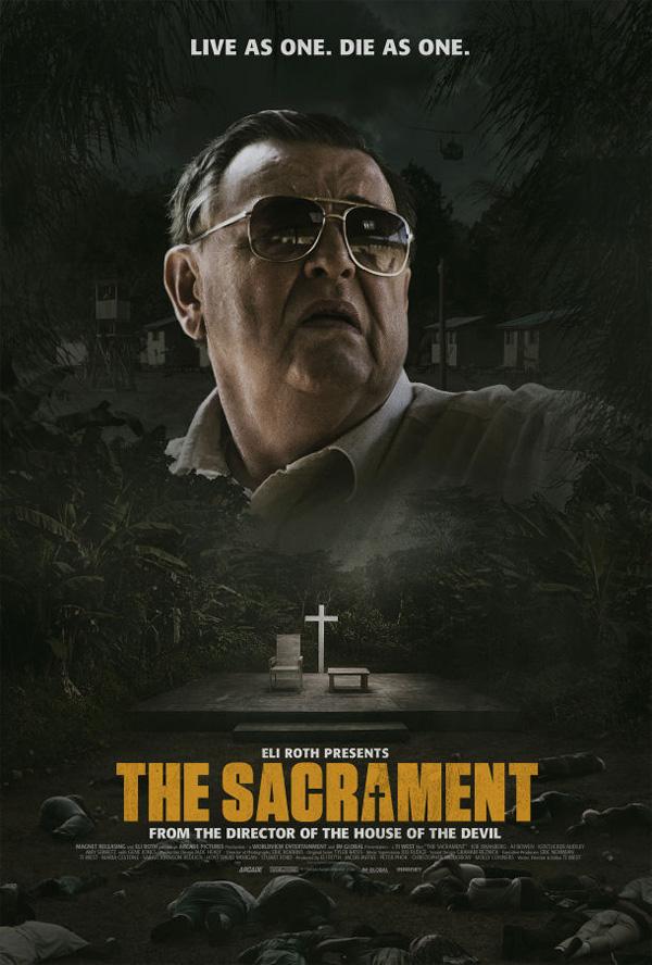 Nuevo póster de The Sacrament, de Ti West