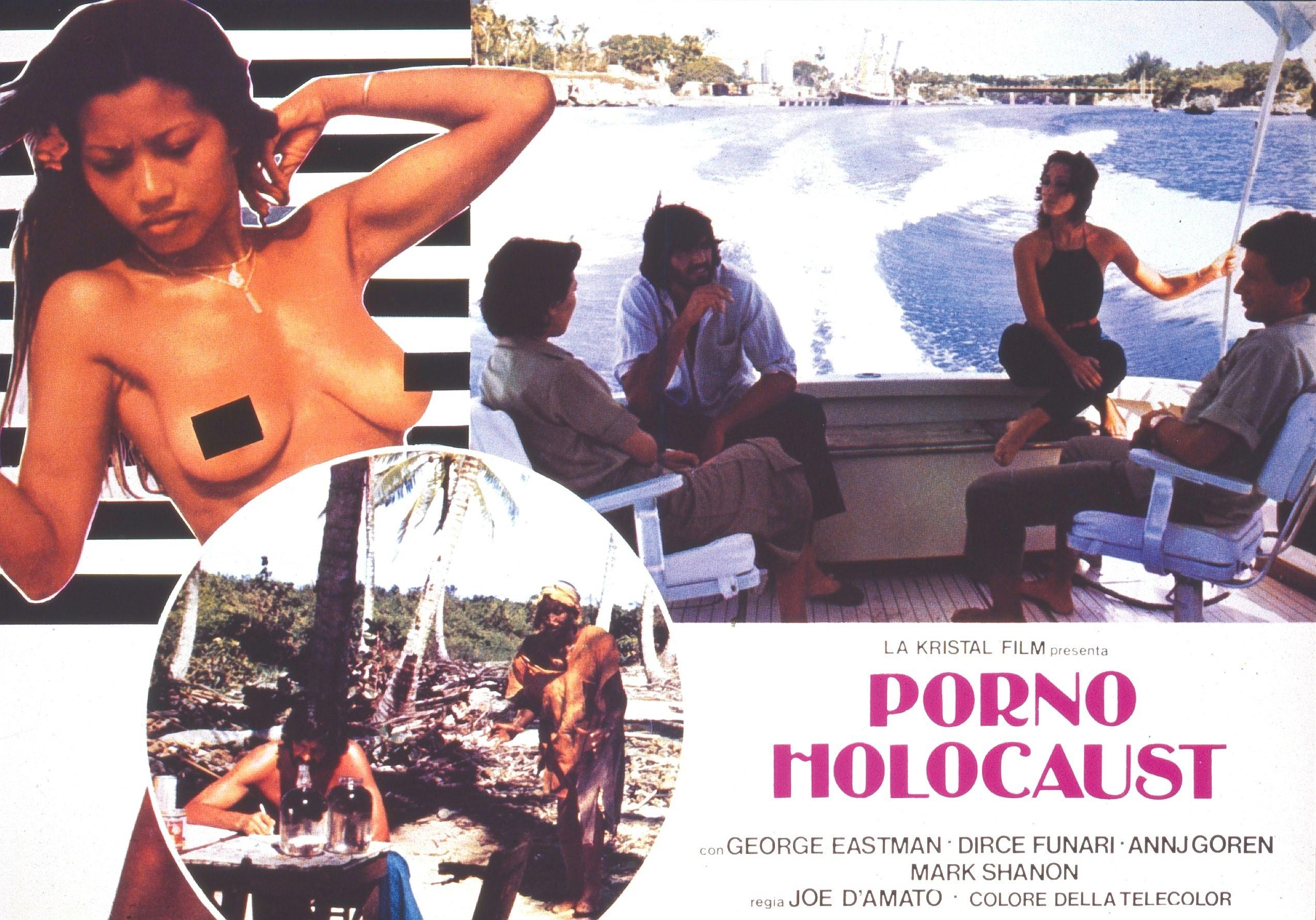 Порнохолокост италия 1981