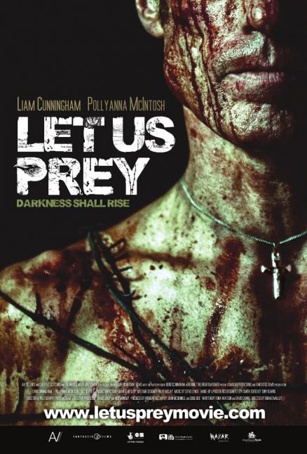 Primer póster para Let Us Prey