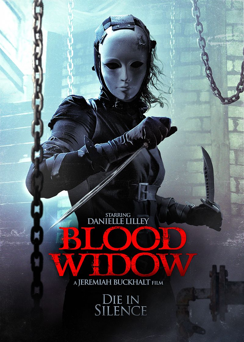 Póster y trailer del slasher Blood Widow