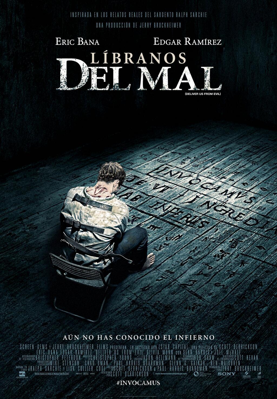 Primer póster para España de Líbranos del Mal