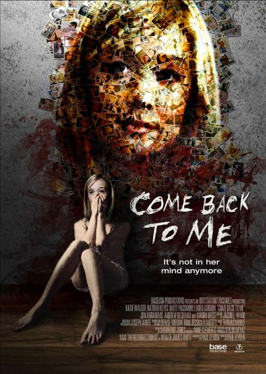 Primer póster para 'Come Back to Me'