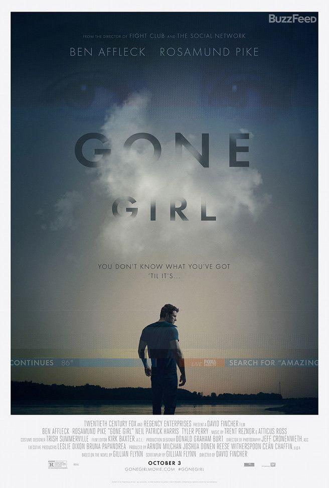 Buenas críticas para 'Perdida' de David Fincher