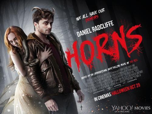 Nuevo tráiler y póster para 'Horns (Cuernos)'
