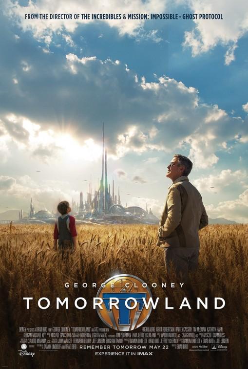 Taquilla Ñ: 'Tomorrowland'  conquista los cines españoles