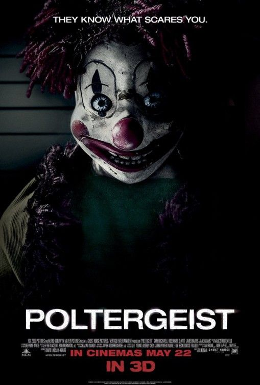 El remake de 'Poltergeist'  adelanta su estreno 2 meses