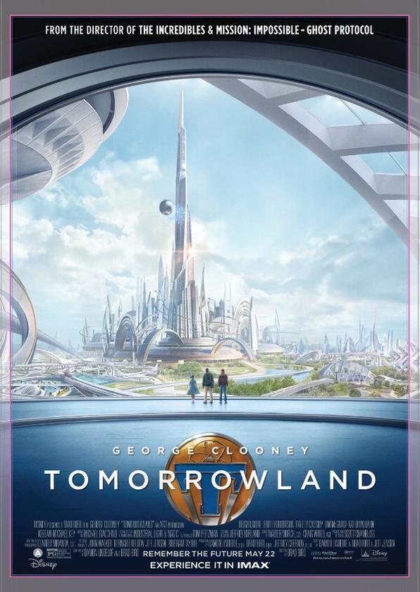 Nuevo trailer de 'Tomorrowland (El Mundo del Mañana)'