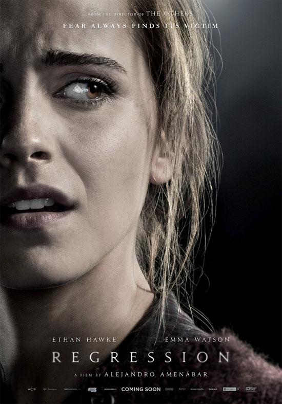 Emma Watson en el nuevo póster de 'Regresión'