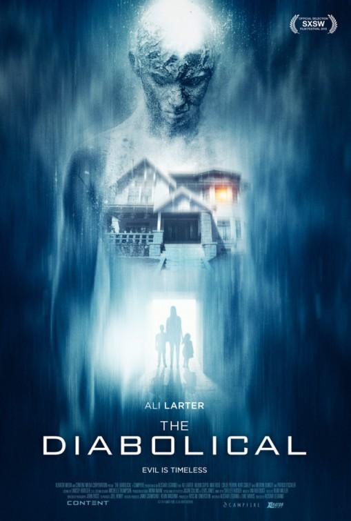 Nuevo cartel de 'The Diabolical'