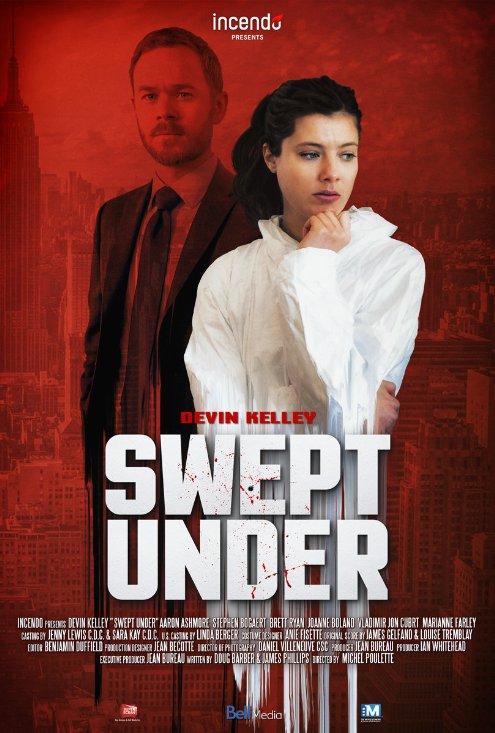 Swept Under Trailer Deutsch
