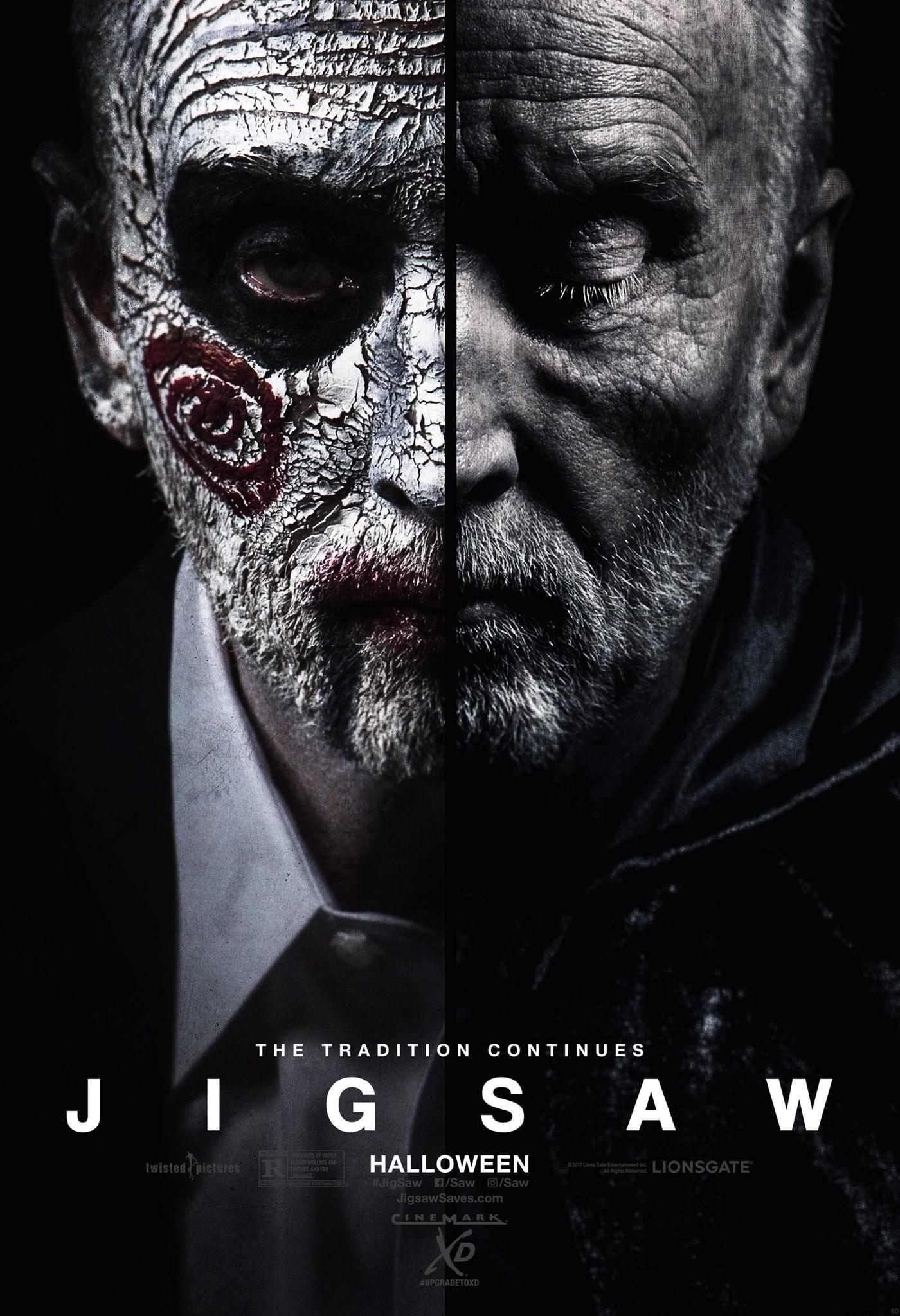 Pelicula Saw 8 Jigsaw 2017 Jigsaw Saw Legacy Saw 8 Saw