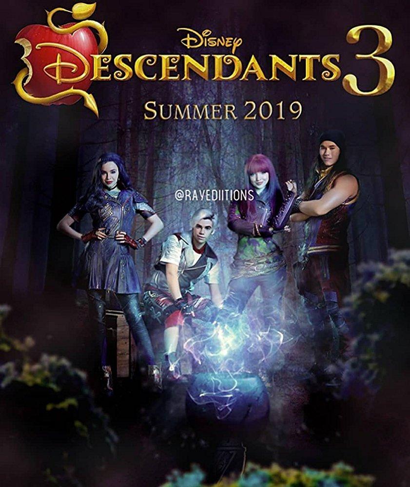 Película Los Descendientes 3 2019 Abandomoviez Net