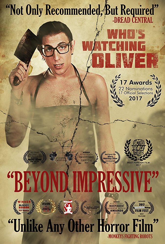 Resultado de imagem para poster who's watching oliver