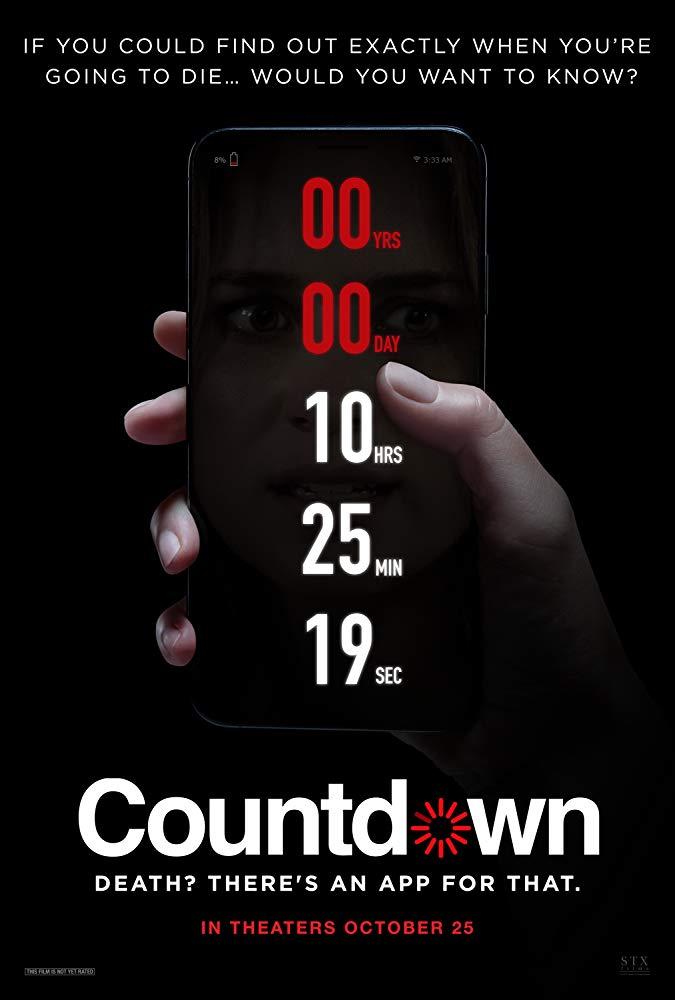 Pelicula Countdown La Hora De Tu Muerte 2019 Abandomoviez Net