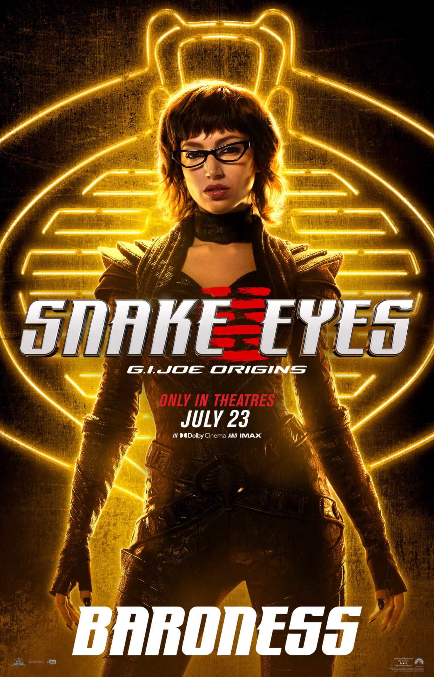 Pelicula Snake Eyes El Origen 2021 Abandomoviez Net