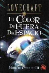 Poster El Color que Vino del Espacio (El Color que Cayó del Cielo)