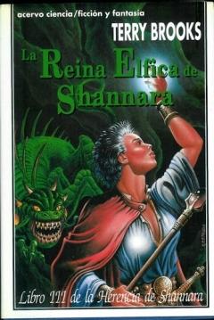 Poster La Herencia de Shannara III: La Reina Élfica de Shannara