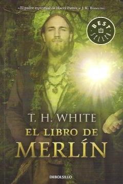 Poster Camelot 5: El Libro deMerlin