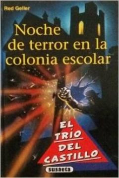 Poster Noche de Terror en la Colonia Escolar