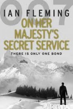 Poster Al Servicio Secreto de su Majestad