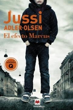 Poster Departamento Q: El Efecto Marcus