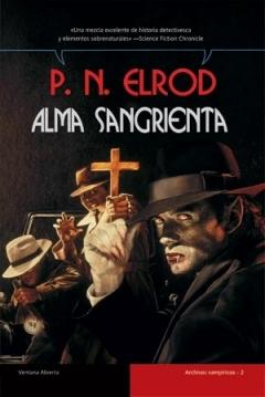 Poster Alma Sangrienta: Archivos Vampíricos