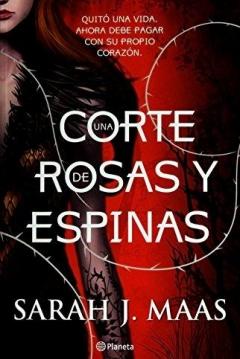 Poster Una Corte de Rosas y Espinas