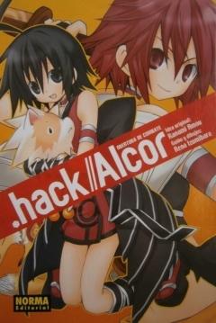 Poster .hack//Alcor - Obertura de Combate