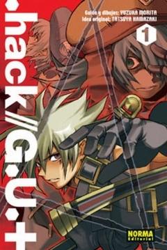 Poster .hack//G.U.