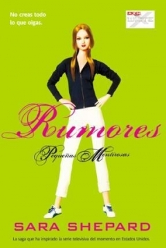 Poster Rumores: Pequeñas Mentirosas