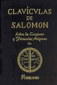 Poster La Llave Menor de Salomón