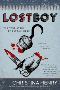 Poster Lost Boys: The True Story of Captain Hook