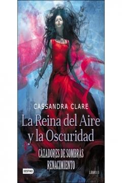 Poster Cazadores de Sombras. Renacimiento 3: La Reina del Aire y la Oscuridad