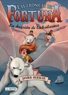 Poster Las Crónicas de Fortuna 3: La Decisión de la Bailarina