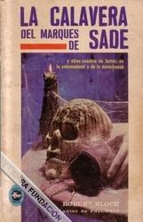 Poster La Calavera del Marqués de Sade