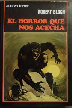 Poster El Horror que nos Acecha
