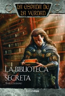 Poster La Espada de la Verdad XX: La Biblioteca Secreta