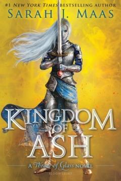 Poster Trono de Cristal 7: Reino de Ceniza