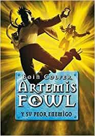 Poster Artemis Fowl: Y su Peor Enemigo