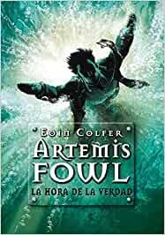 Poster Artemis Fowl: La Hora de la Verdad