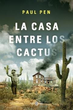 Poster La Casa entre los Cactus