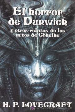 Ficha El Horror de Dunwich